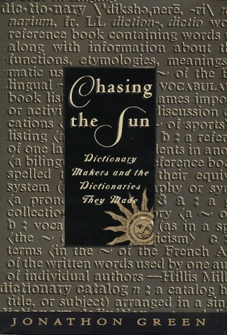 Chasing the Sun by Jonathon Green
