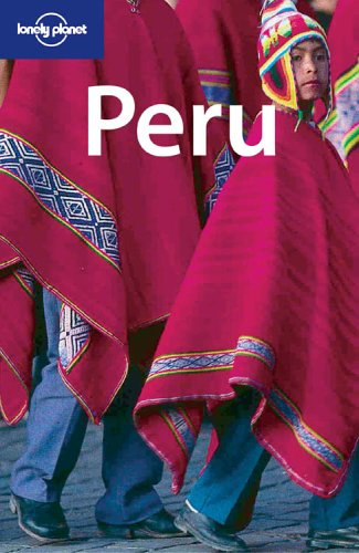 Lonely Planet Peru (Lonely Planet Country Guide)