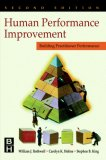 Human Performance Improvement: Building Practitioner Competence