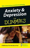 Anxiety & Depression For Dummies (Pocket Edition)