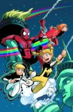 Spider-Man and Power Pack: Big-city Super Heroes
