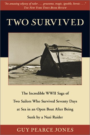 Free download Two Survived by Guy Pearce Jones, William McFee PDF