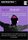 Earworms Rapid Spanish, Volume 2