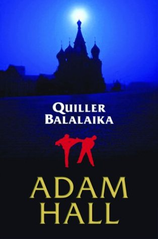 Quiller Balalaika by Adam Hall