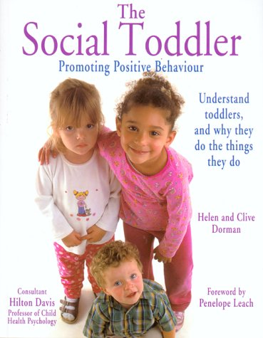 The Social Toddler by Clive Dorman