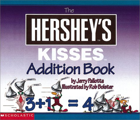 Hershey's Kisses Addition Book by Jerry Pallotta