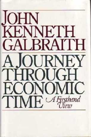 A Journey Through Economic Time: A Firsthand View