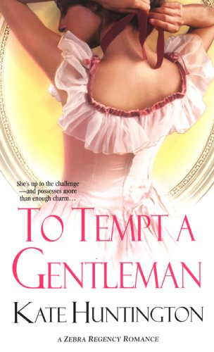 Read online To Tempt A Gentleman PDF by Kate Huntington