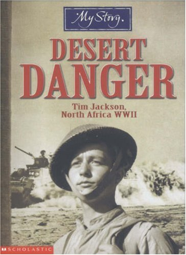 Desert Danger by Jim Eldridge