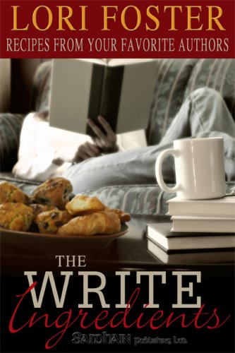 The Write Ingredients: Recipes from Your Favorite Authors