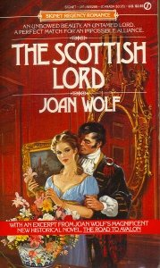 The Scottish Lord (Regency, #1)