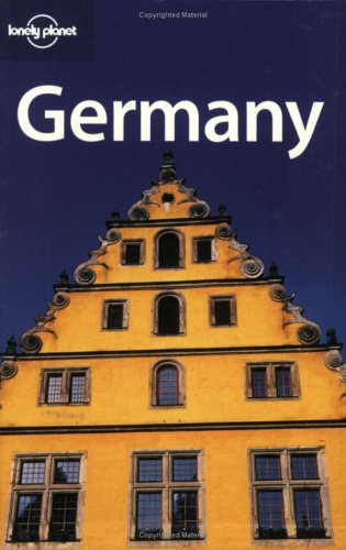 Germany (Lonely Planet Country Guide)