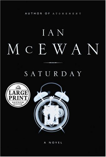 Saturday (Random House Large Print)