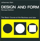 Design and Form by Johannes Itten