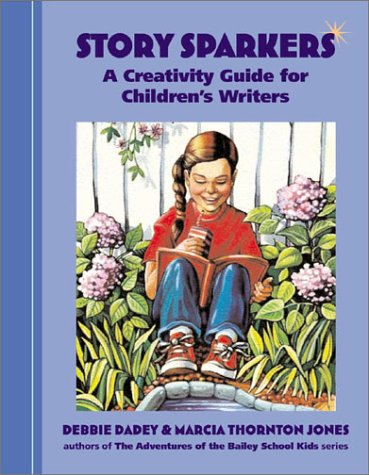 Story Sparkers: A Creativity Guide for Children
