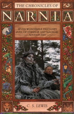 """Narnia Omnibus: """" Magician's Nephew """" , """" Lion, The Witch And The Wardrobe """" , """" Horse And His Boy """" (The Chronicles Of Narnia)"""
