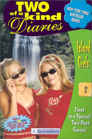 Island Girls (Two of a Kind Diaries, #23) by Nancy Butcher ...