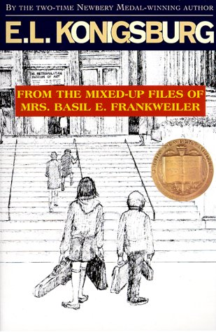 From The Mixed Up Files Of Mrs. Basil E. Frankweiler   Newbery Promo '99