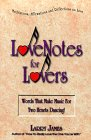 Love Notes for Lovers by Larry James
