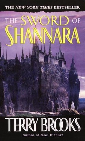 The Sword of the Shannara and The Elfstones of Shannara by Terry Brooks