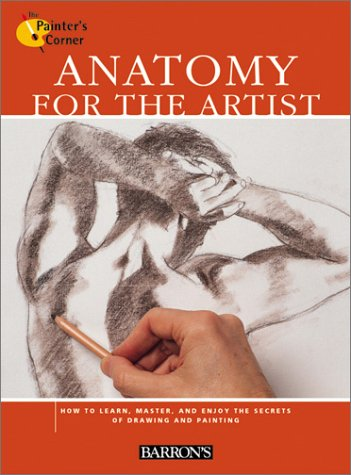 Anatomy for the Artist by Editorial Team Parramon's