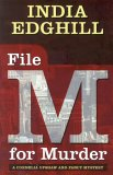 File M for Murder: A Cornelia Upshaw and Fancy Mystery