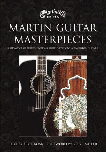 Martin Guitar Masterpieces: A Showcase Of Artists
