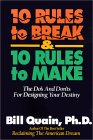 10 Rules To Break And Rules To Make