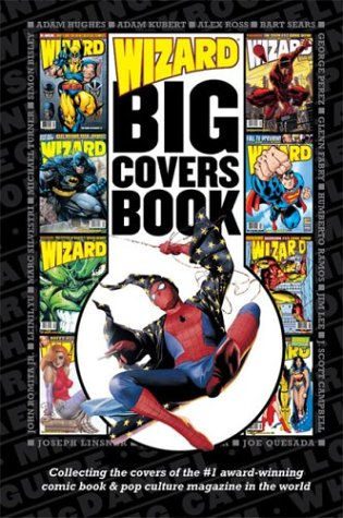Wizard Big Covers Book