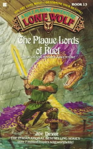 The Plague Lords of Ruel Lone Wolf 13