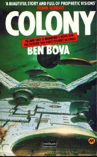 Colony by Ben Bova