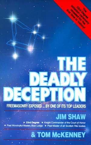 The Deadly Deception by Tom McKenney
