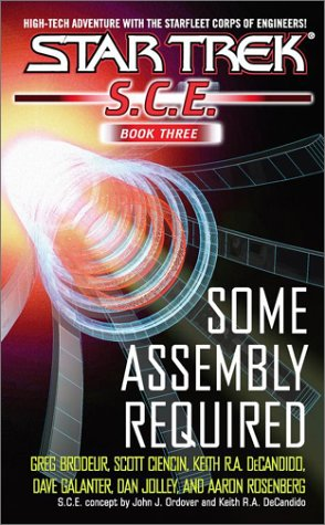 Some Assembly Required (Starfleet Corps of Engineers Omnibus #3)