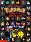 Pokemon: The Official Collector's Sticker Book