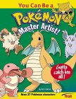 You Can Be A Pokemon Master Artist (How To Draw)