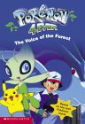 Pokemon 4 Ever: Voice of the Forest: Novelization