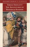 The Adventures Of Roderick Random (Oxford World's Classics by Tobias Smollett