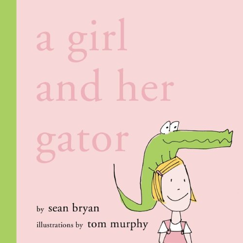 A Girl and Her Gator by Sean Bryan