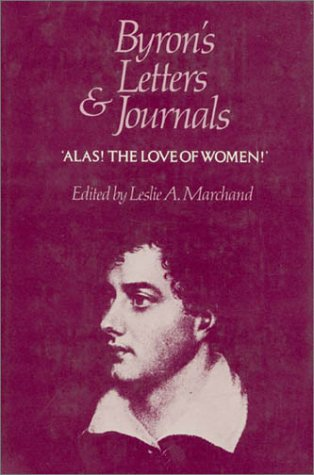 Byron's Letters and Journals, Volume III by George Gordon Byron
