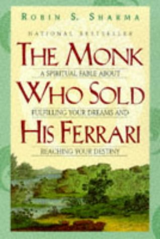 Monk Who Sold His Ferrari    Tpb by Robin S. Sharma