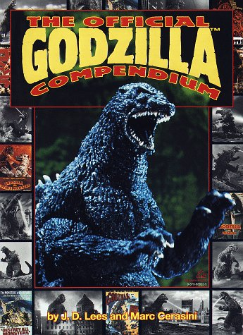 The Official Godzilla Compendium by J.D. Lees