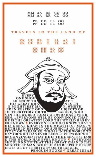 Travels in the Land of Kubilai Khan by Marco Polo