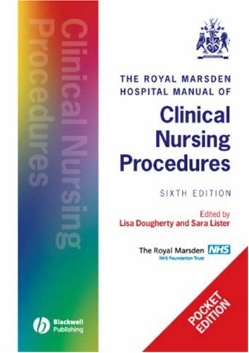 The Royal Marsden Hospital Manual of Clinical Nursing Procedures, Pocket Edition