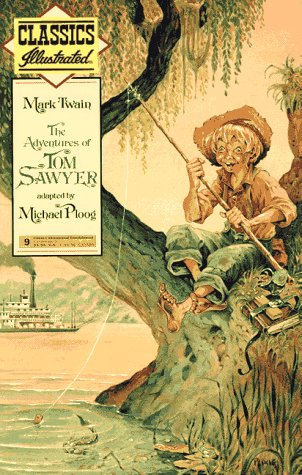 Biography of the author of tom sawyer