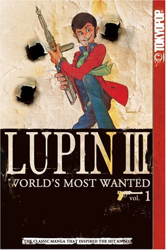 New Lupin III: World's Most Wanted