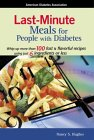 Last Minute Meals for People with Diabetes