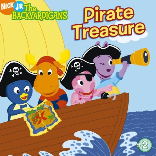 Pirate Treasure Backyardigans, The