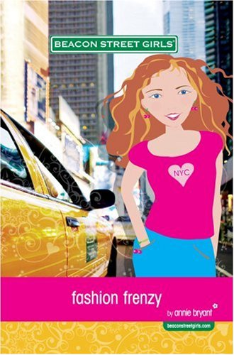 Fashion Frenzy (Beacon Street Girls, #9)