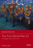 The First World War (1): The Eastern Front 1914-1918 (Essential Histories)