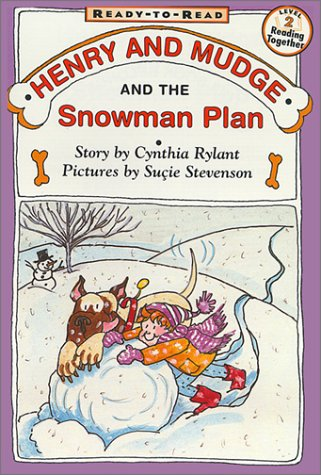 Henry and Mudge and the Snowman Plan (Henry and Mudge, #19)
